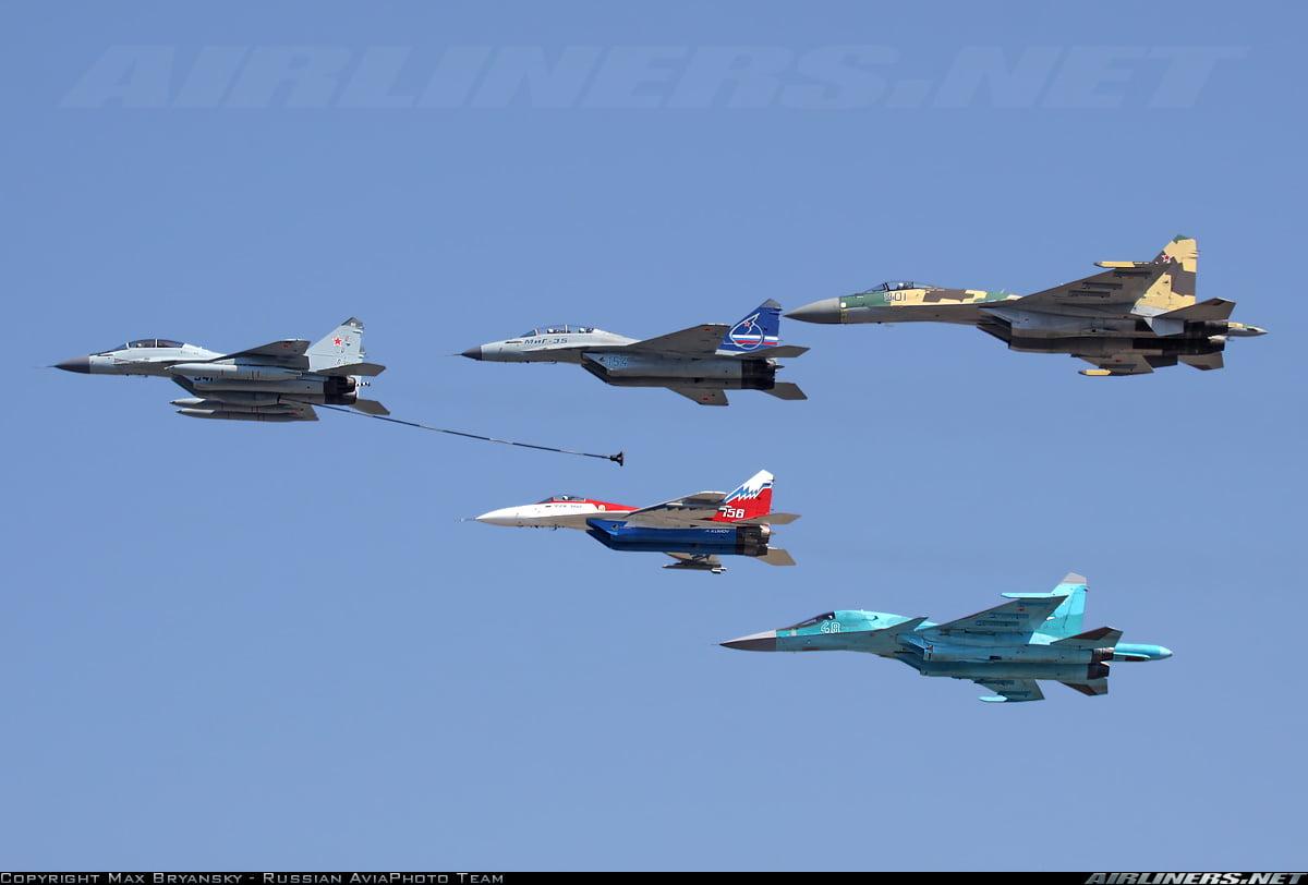 Μέχρι πού θα φτάσουμε; Μαχητικά αεροσκάφη νέας γενιάς από τη Ρωσία τη νέα δεκαετία