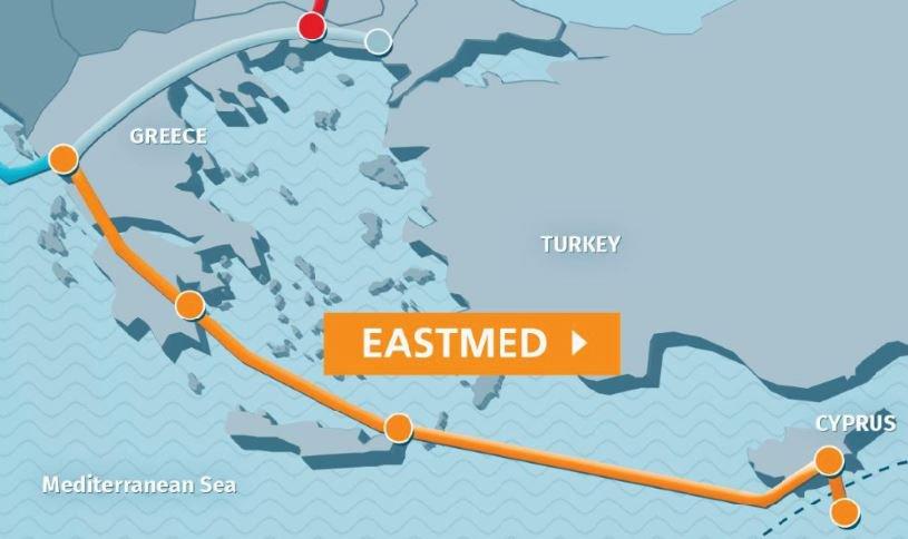 Ο EastMed πάει στη Βουλή για επικύρωση και ο Ερντογάν στην Κρήτη για έρευνες