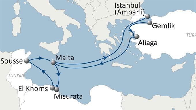 Malta var – Στρατιωτικό & οικονομικό φλερτ Μάλτας-Τουρκίας για λαθρομετανάστευση & Λιβύη