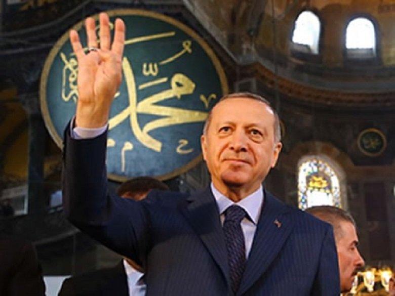 Γιατί ο Ερντογάν θυμήθηκε ξανά την Αγία Σοφία και θέλει να την κάνει τζαμί