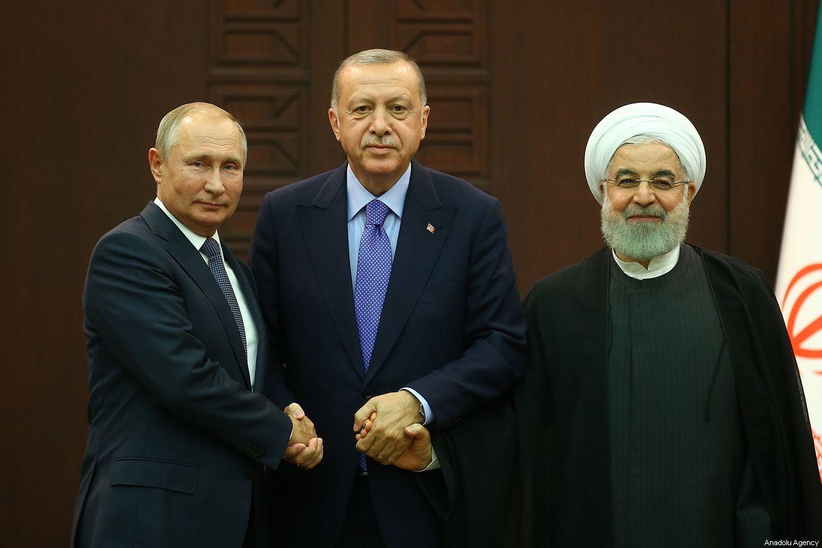 Έκθεση: Ρωσία, Τουρκία και Ιράν συμφώνησαν να καθαιρέσουν τον Assad από την εξουσία