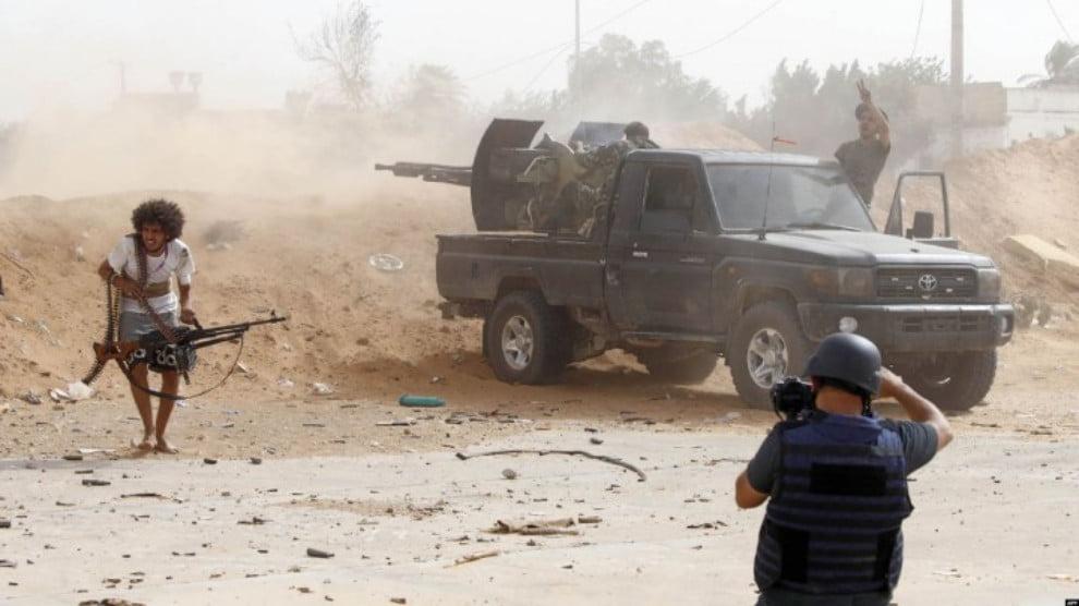 Συριακό Παρατηρητήριο Ανθρωπίνων Δικαιωμάτων (SOHR): 9.600 μισθοφόροι της Τουρκίας πολεμούν στη Λιβύη