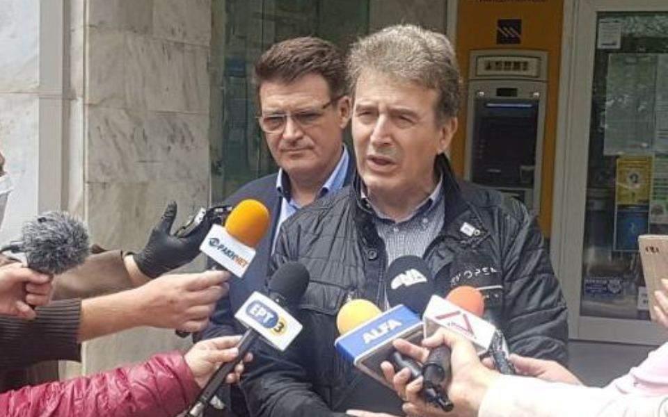 Ο Μ. Χρυσοχοΐδης από τον Εβρο: Θα κατασκευάσουμε τον φράχτη προασπίζοντας τα συμφέροντα της χώρας μας
