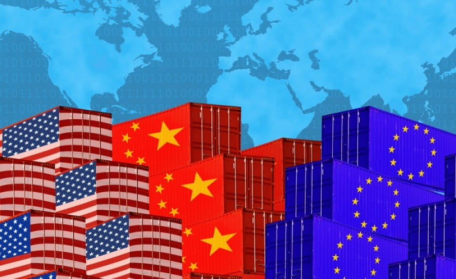 Γιατί η μάχη ΗΠΑ – Κίνας αφορά άμεσα την Ευρώπη – Ποιά η θέση της στον νέο Ψυχρό Πόλεμο