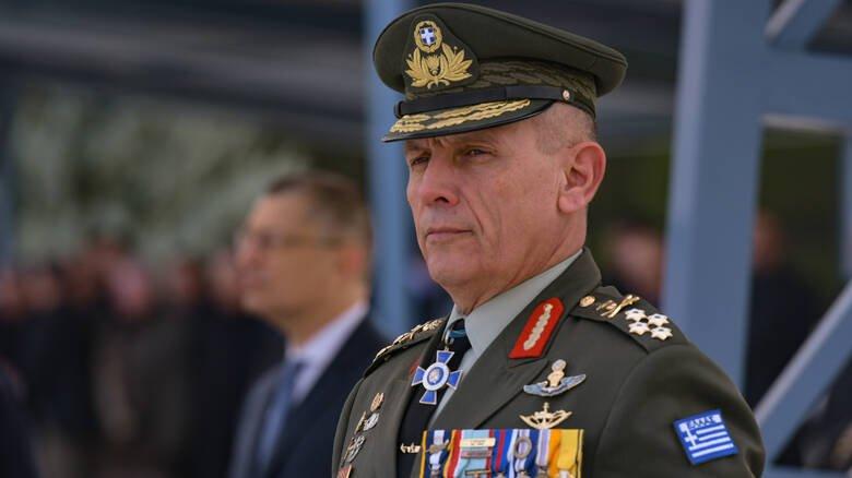 Τι είπε ο αρχηγός ΓΕΕΘΑ στρατηγός Φλώρος, στη Σύνοδο της EUMC για τα παιχνίδια της Τουρκίας