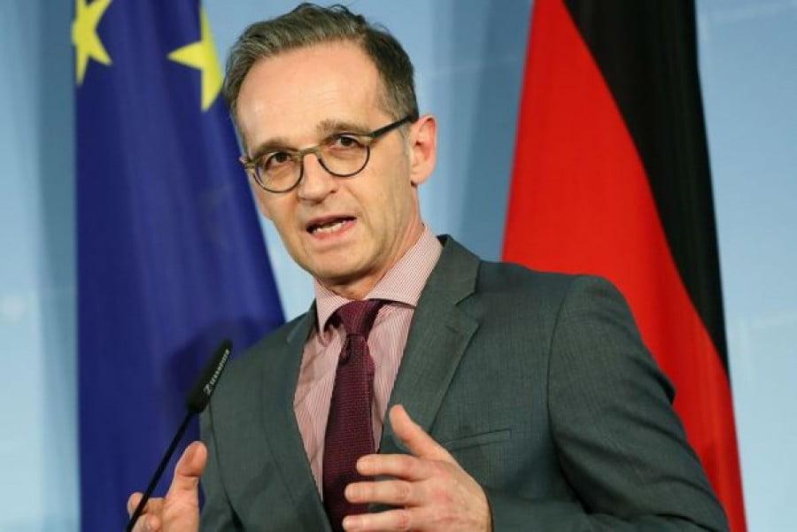 Maas (ΥΠΕΞ Γερμανίας): Μακρύς ο δρόμος για συμφωνία σχετικά με το Ταμείο Ανάκαμψης