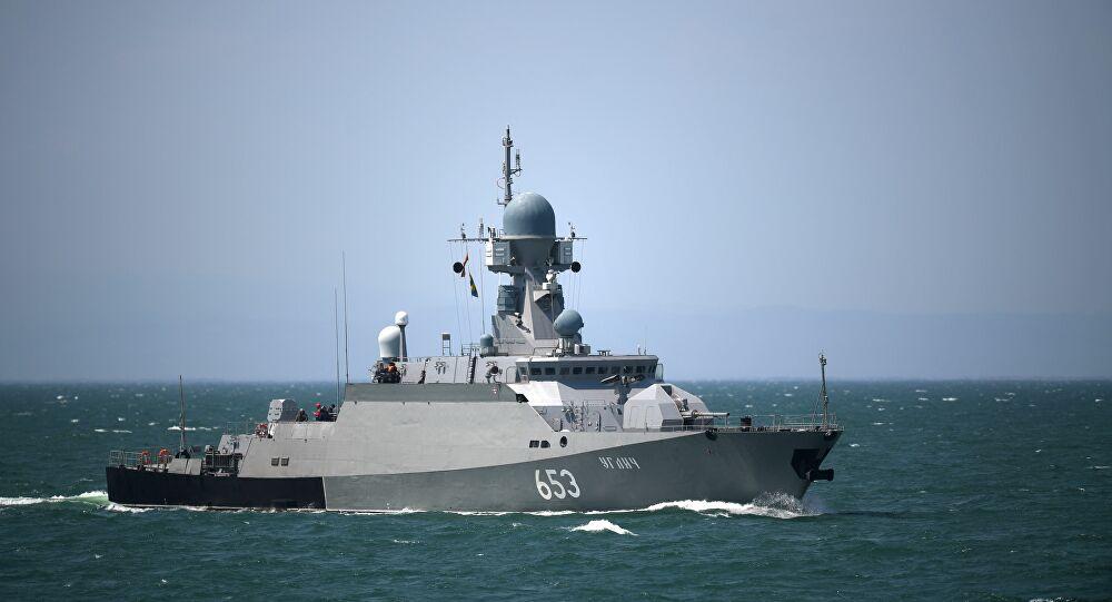 Συρία: Κοινή ναυτική άσκηση συριακών και ρωσικών πληρωμάτων στο λιμάνι της Ταρτούς