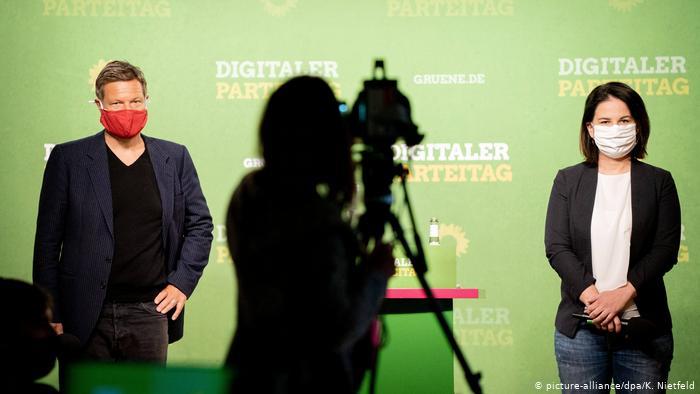 Η Γερμανία προωθεί την ψηφιακή δημοκρατία
