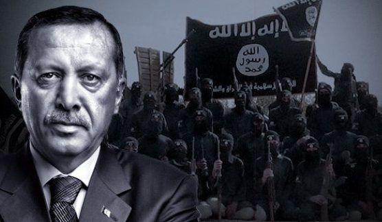 Turkey's Affairs with Terrorism & Blackmail