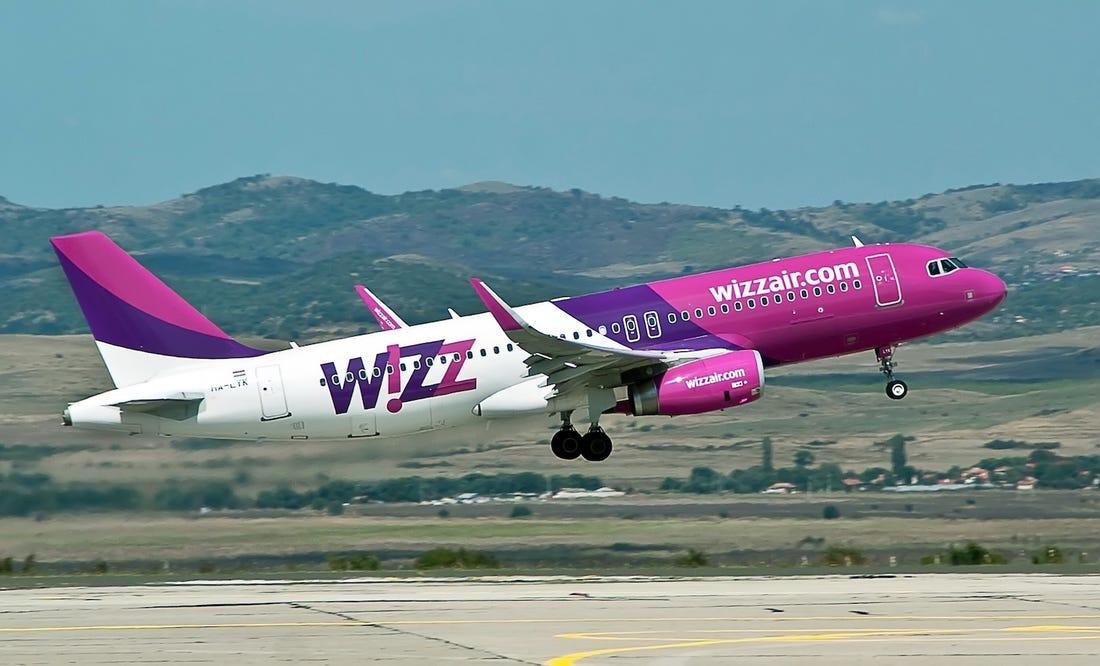 Θετική εξέλιξη – Η Wizz Air σχεδιάζει επανεκκίνηση πτήσεων προς την Ελλάδα από τον Ιούλιο
