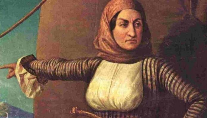22 Μαΐου 1825: Η δολοφονία της Μπουμπουλίνας – Σπέτσες