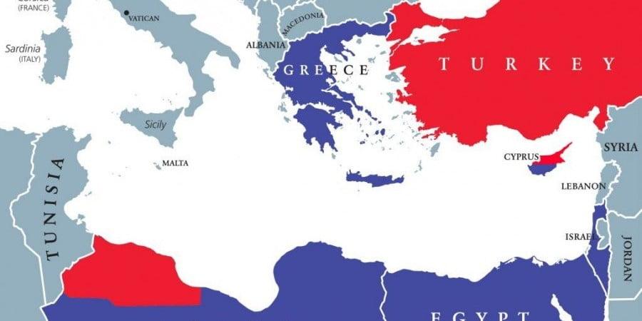 Ισραηλινή Στρατηγική Μελέτη: Έγκλημα η επέμβαση της Τουρκίας σε Συρία & Λιβύη