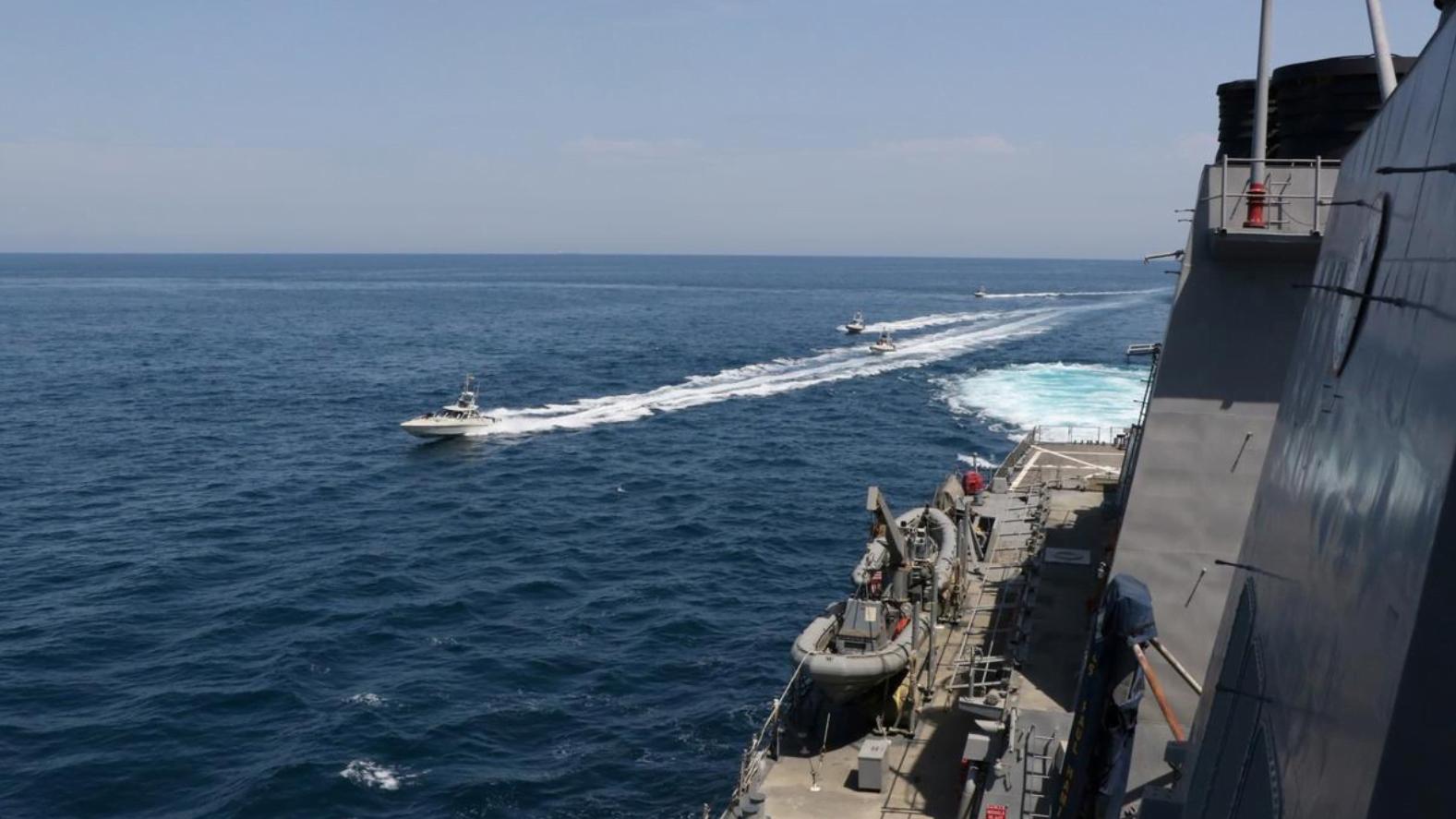 Το Ιράν διαμηνύει στις ΗΠΑ ότι θα συνεχίσει τις επιχειρήσεις του στον Περσικό Κόλπο
