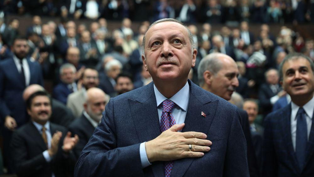 Στην εντατική το όραμα του Ερντογάν για το 2023 λόγω κορονοϊού