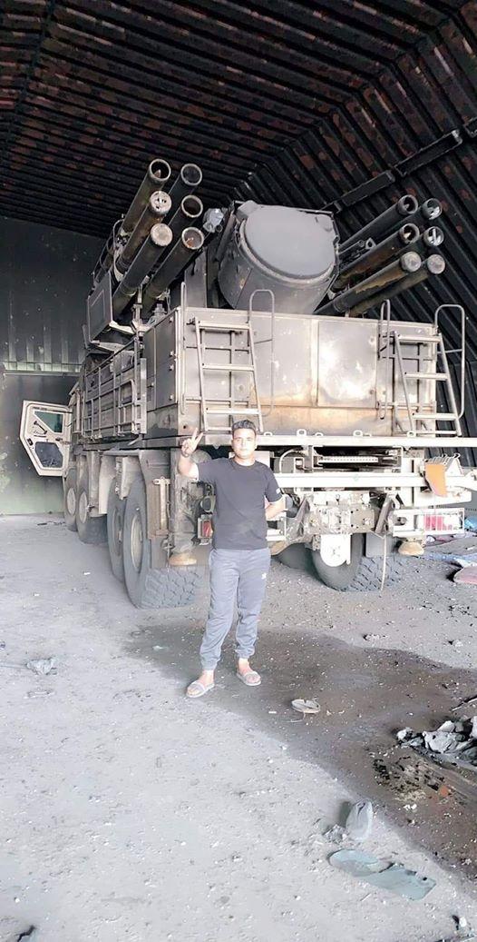 O Eθνικός Λιβυκός Στρατός LNA έχασε την αεροπορική βάση Al-Watiya-Στα χέρια των Τούρκων ρωσικά συστήματα αεράμυνας