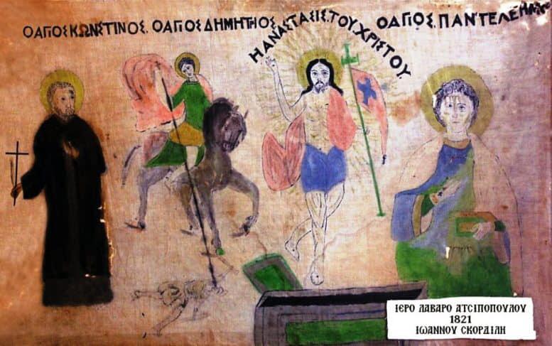 21 Μαΐου 1821. Ξεκινάει η επανάσταση στην Κρήτη.