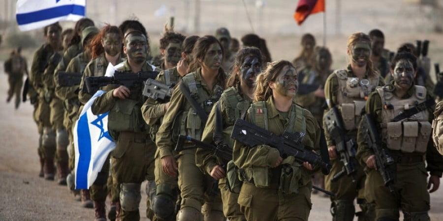 Στo Aνώτατο Δικαστήριο 18χρονες ισραηλινές – Zητούν ισοτιμία για μάχιμες μονάδες του IDF