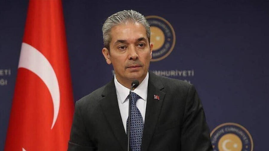 """Πού κατάντησε η Ελλάδα, να μας δουλεύει δημοσίως η Τουρκία: """"Η Ελλάδα πρέπει να ξεπεράσει τα ιστορικά της κόμπλεξ"""""""