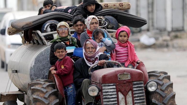 Ο Ερντογάν συνεχίζει την εθνοκάθαρση των Κούρδων