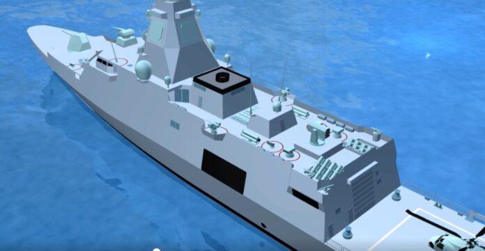 Η ελληνική ALS 115 Surface Combat Ship, εξοπλισμένη, με κόστος κάτω από 650 εκ. ευρώ