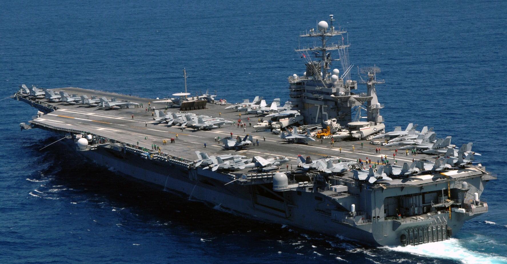 24 Πολεμικά Πλοία των ΗΠΑ θύματα του κορωνοϊού – Αλώβητο το αεροπλανοφόροHarry S. Truman