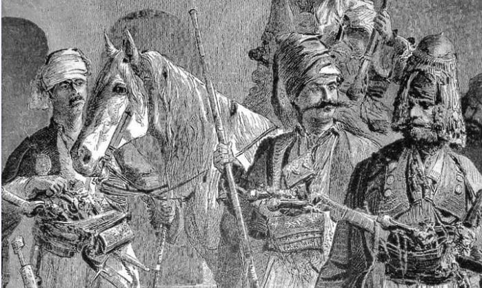 Οι Αλβανικές φυλές στην Επανάσταση του 1821 – Οι γνωστοί μας άγνωστοι