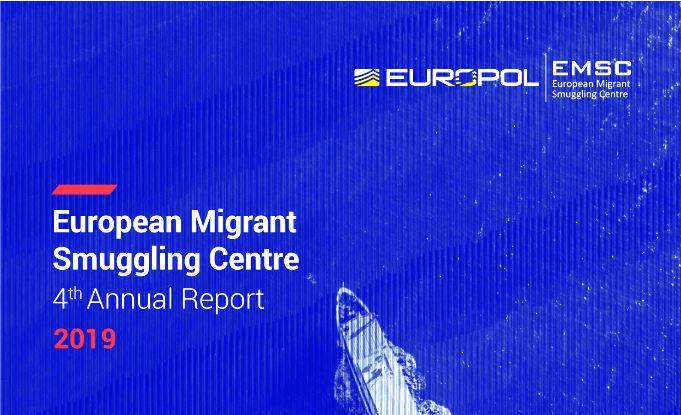 Η τελευταία έκθεση της Europol για τη λαθροδιακίνηση μεταναστών