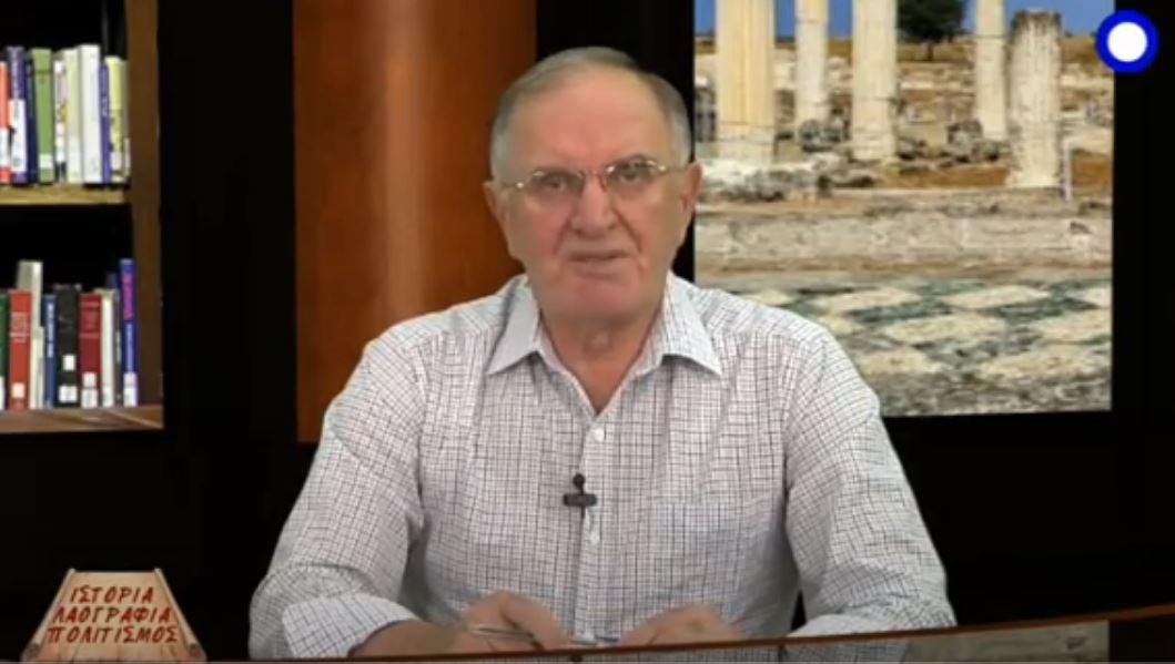 Ο Γιώργος Παναγιωτίδης για τη Γενοκτονία του Ελληνισμού του Πόντου
