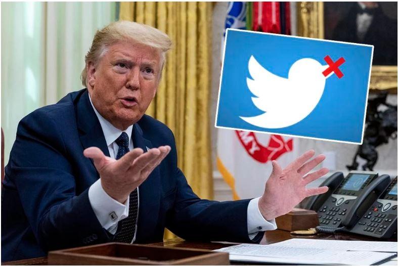 Το Twitter έκοψε την ανάρτηση του Τραμπ για τον George Floyd  επειδή «εκθειάζει την βία»