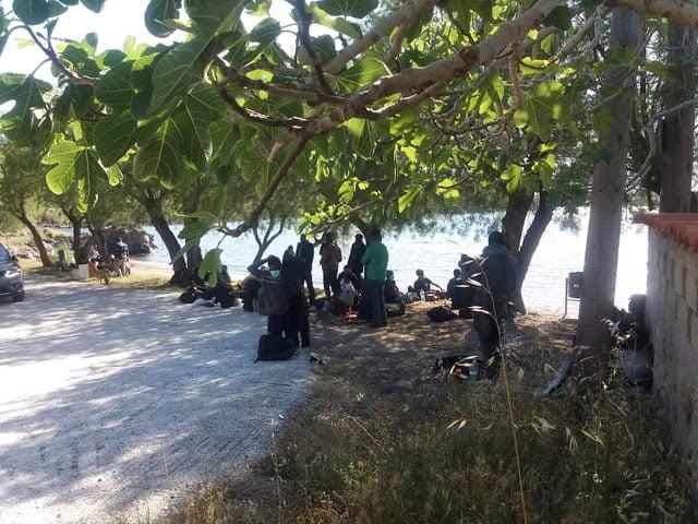 Η Τουρκία επιτίθεται στην Ελλάδα με αλλοδαπούς φορείς του κορωνοϊού – Οκτώ κρούσματα μέχρι στιγμής στους νέους εισβολείς της Λέσβου