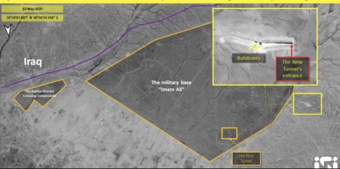 Οι Ιρανικές παραστρατιωτικές δυνάμεις κατασκευάζουν προηγμένα υπόγεια παρατηρητήρια στην Ανατολική Συρία-Αυξάνεται η πίεση προς το Ισραήλ