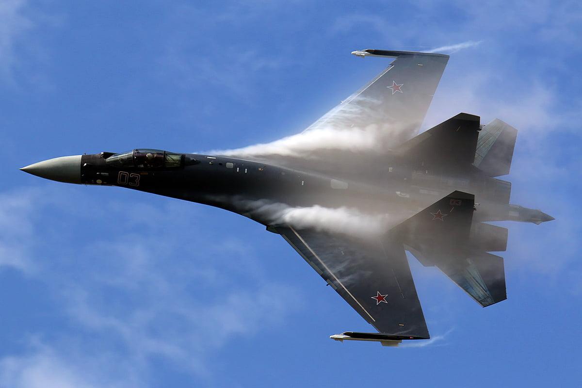 Η Ρωσία ξεκίνησε την παραγωγή Su-35 για την Αίγυπτο