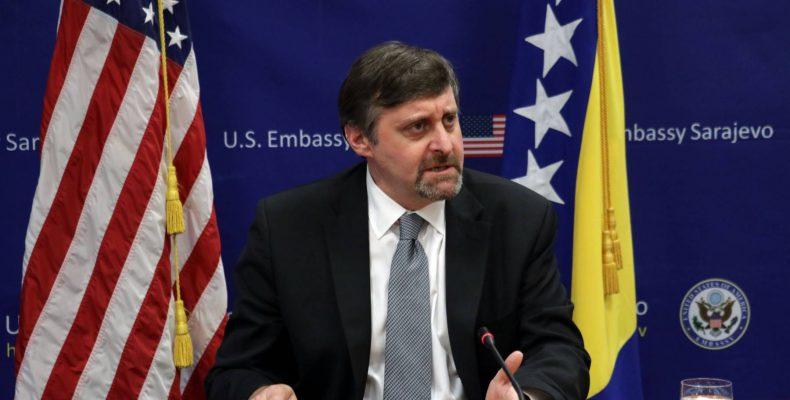 Πάλμερ: ΗΠΑ σε συνεχή διάλογο με Ελλάδα-Τουρκία για μείωση των εντάσεων