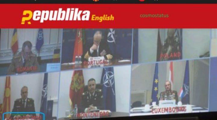 """Περίεργα κόλπα (;) στο ΝΑΤΟ με το όνομα των Σκοπίων: Δηλαδή ούτε οι """"Πρέσπες"""";"""