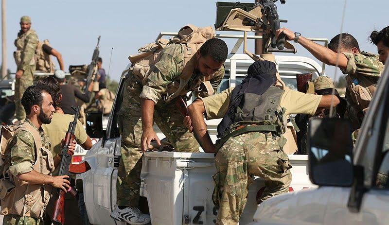 Αποκάλυψη! Η Τουρκία μετέφερε 7.400 τζιχαντιστές τρομοκράτες στη Λιβύη