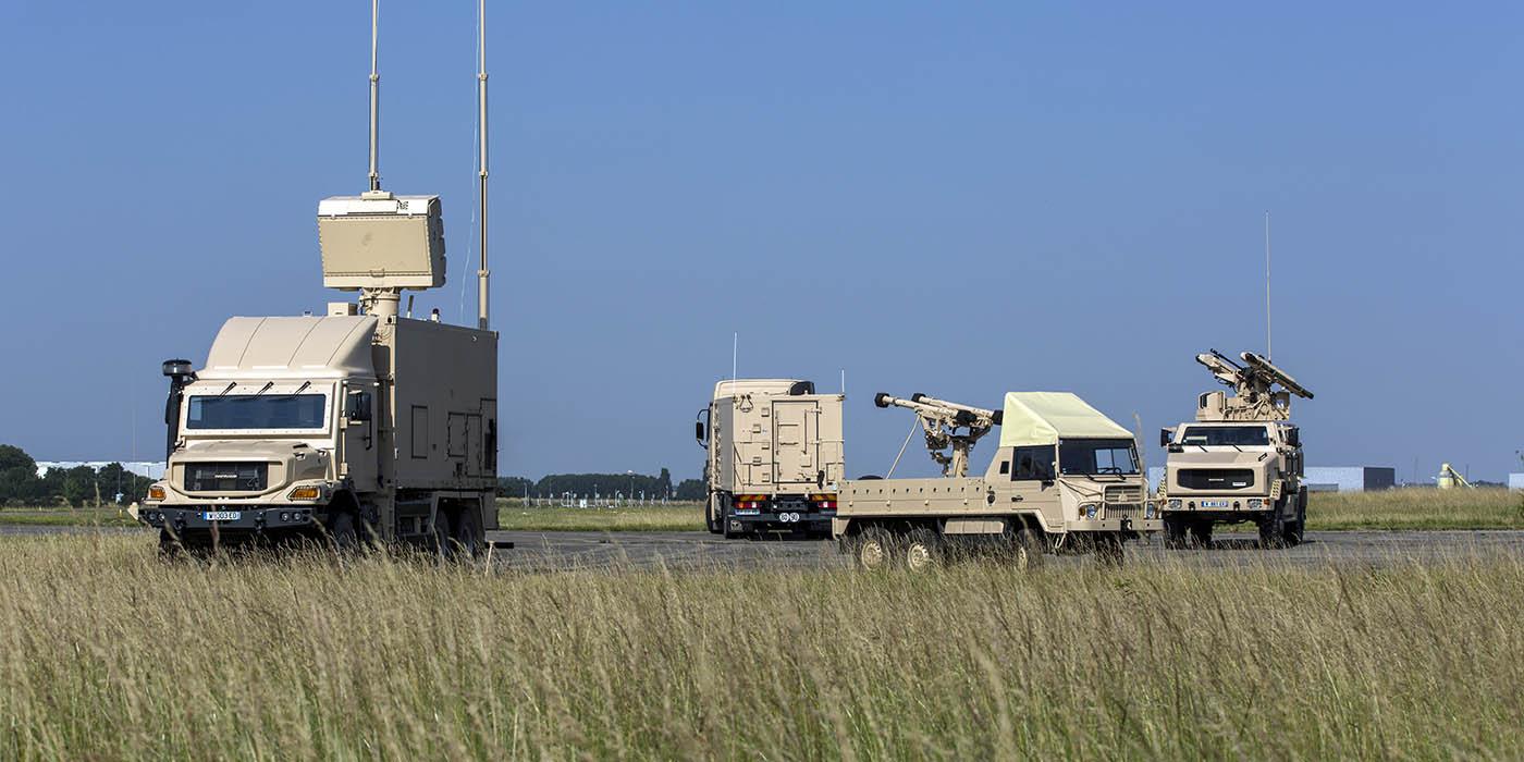 Mistral: Τα νέα αυτοκινούμενα αντιαεροπορικά συστήματα μικρού βεληνεκούς της Εθνικής Φρουράς
