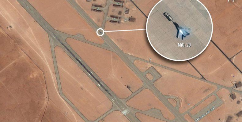 Αγνώστου ταυτότητας μαχητικά αεροσκάφη κατέστρεψαν ολοσχερώς τα τουρκικά συστήματα MIM-23 HAWK στην βάση AL-WATIYA (δορυφορικές εικόνες)