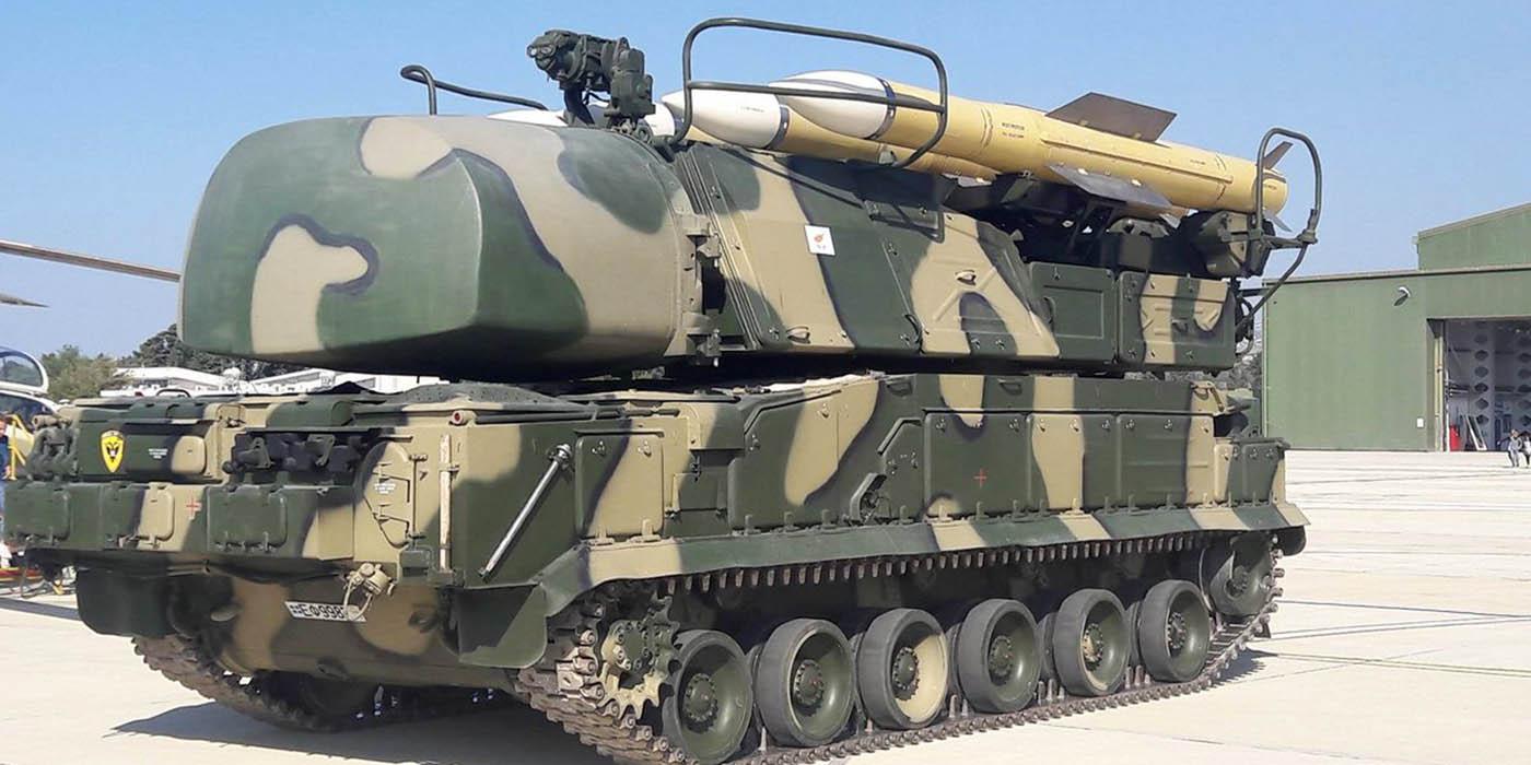 Buk-M1-2: Ένα ικανό αντιαεροπορικό σύστημα για την Κύπρο, που μπορεί να γίνει ικανότερο