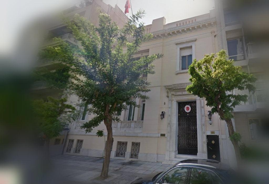 Άντρο κατασκοπείας της ΜΙΤ η τουρκική πρεσβεία στην Αθήνα – Ντοκουμέντα