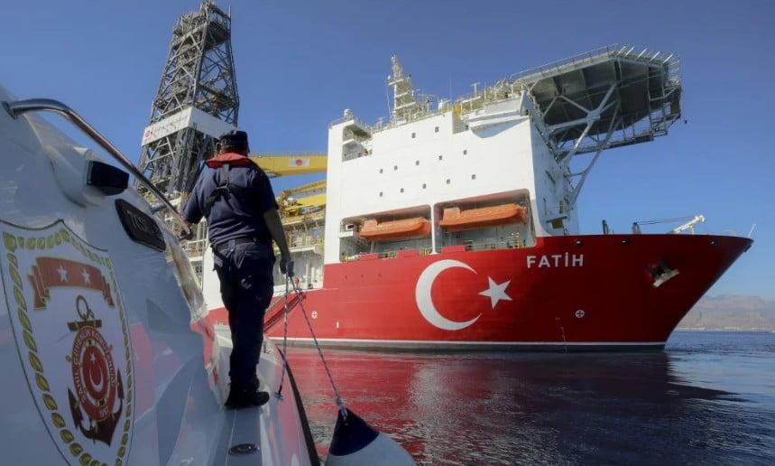 Πιάνει «δουλειά» ο Πορθητής: Αρχίζει γεωτρήσεις στη Μαύρη Θάλασσα ανήμερα της Άλωσης