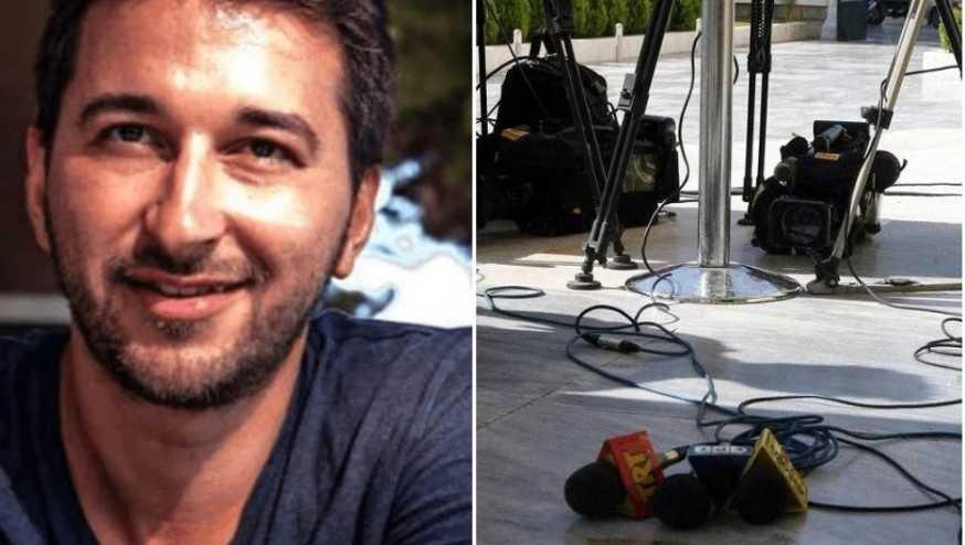 Έφυγε από τη ζωή ο 33χρονος ανταποκριτής του Anadolu στην Αθήνα