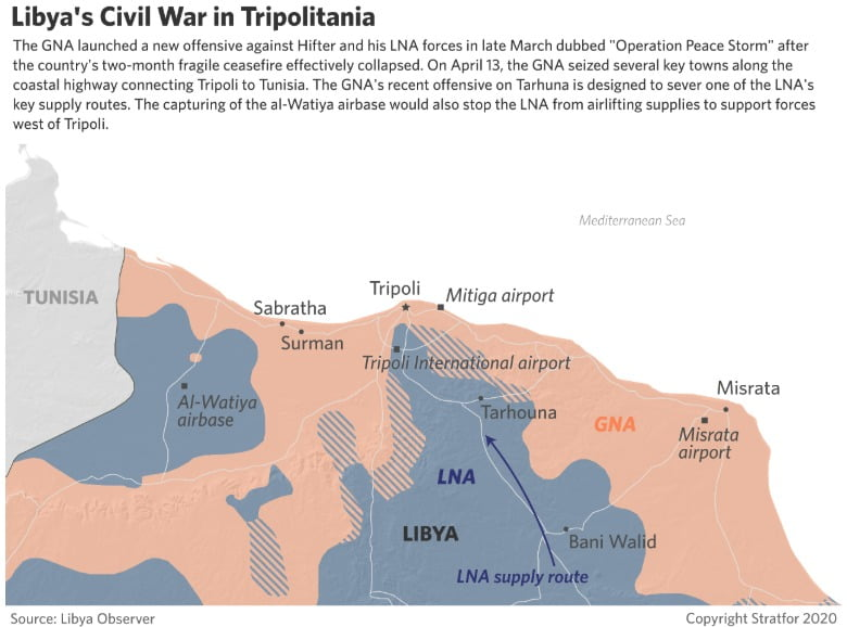 Stratfor : Γιατί τα κέρδη της Τουρκίας στη Λιβύη ενισχύουν τον… Χαφτάρ