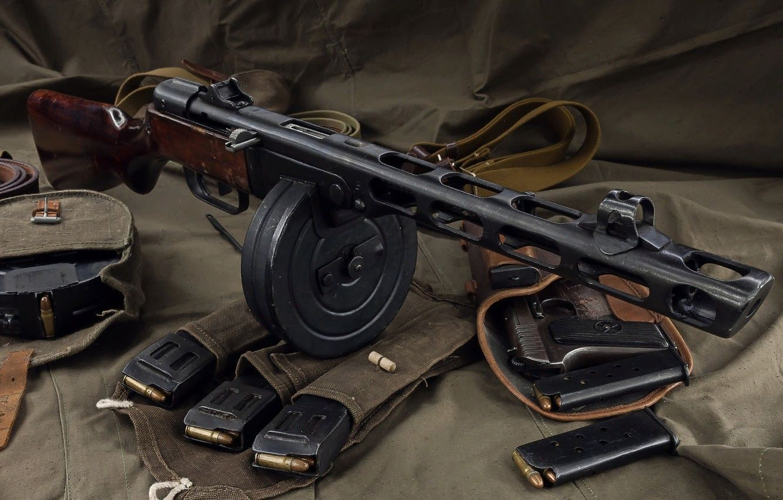 Πρόδρομος του Καλάσνικοφ – PPSh-41: Το πιο διαδεδομένο αυτόματο όπλο πεζικού του Κόκκινου Στρατού στον Β' ΠΠ