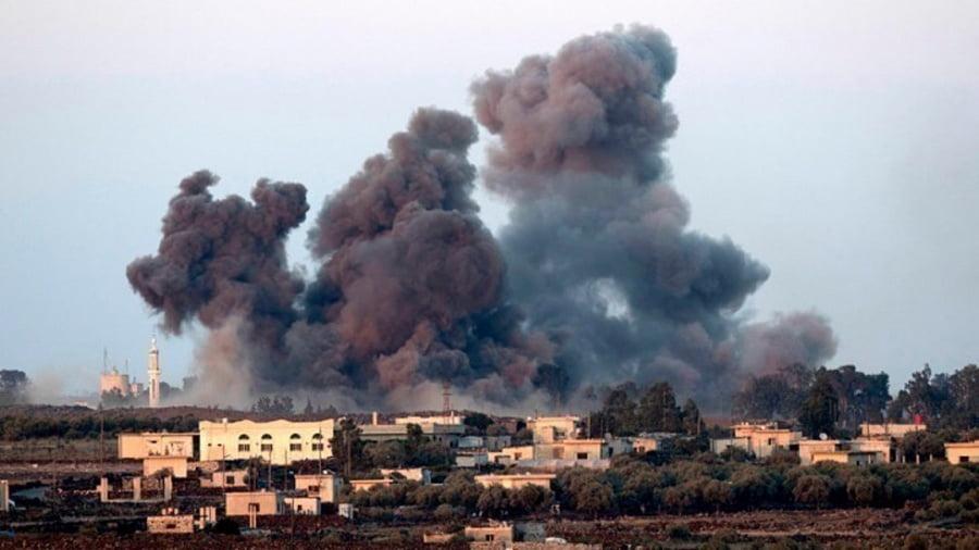 Συρία: Δεκατέσσερις μαχητές ιρανικών πολιτοφυλακών σκοτώθηκαν σε αεροπορική επιδρομή