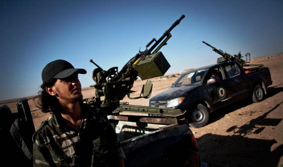 Έκτακτο – βομβαρδίζουν τους τούρκους μισθοφόρους στην Λιβύη οι δυνάμεις του Χαφτάρ