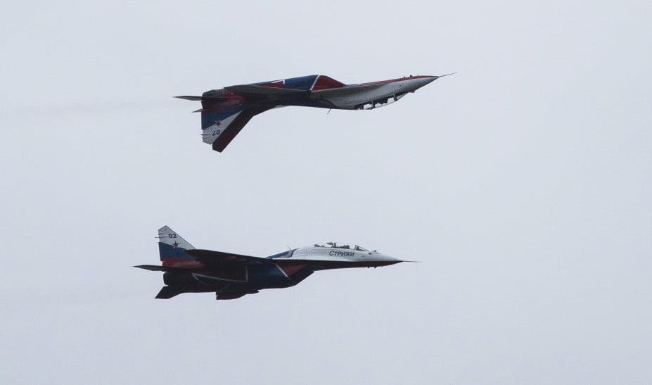 Τι αλλάζει στις ισορροπίες στη Λιβύη; Ρωσικά μαχητικά Su-24 και MiG-29 στα χέρια του Χαφτάρ
