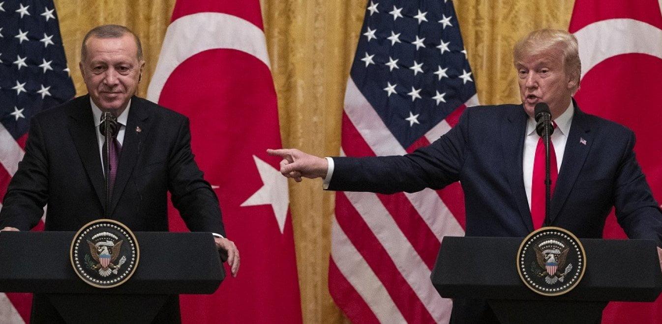 Σε τροχιά επαναπροσέγγισης Τουρκία-ΗΠΑ: Πανδημία, Patriot και συμπάθεια