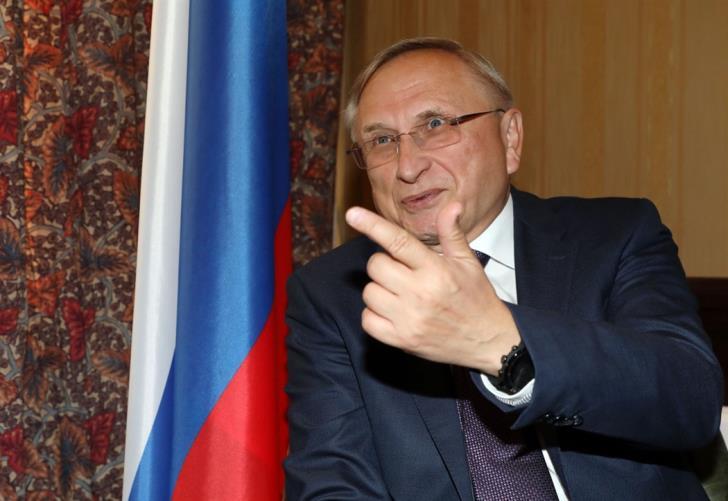 Πρέσβυς της Ρωσίας στη Λευκωσία, Οσάτσι στον «Φ»: Επικίνδυνη η όξυνση στην κυπριακή ΑΟΖ