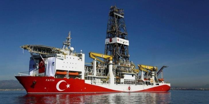 """Η μεγαλύτερη πρόκληση της Τουρκίας – Στέλνει το γεωτρύπανο """"Πορθητής"""" νοτίως της Κρήτης"""
