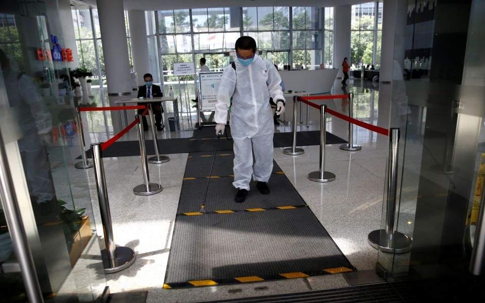 H Toυρκία παρέλαβε ένα εκατομμύριο δωρεάν δόσεις κινεζικών εμβολίων για τον κορωνοϊό